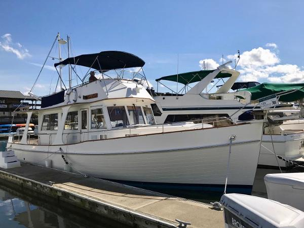 Grand Banks 42 Europa Cos Cob