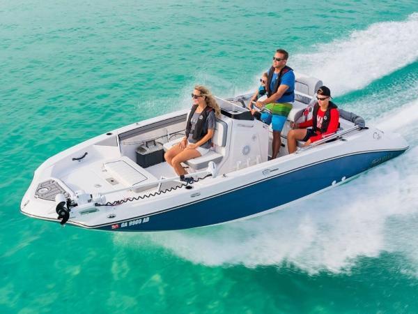 Yamaha Boats Marine 190 FSH Deluxe