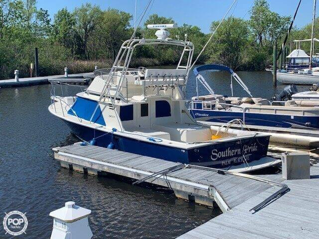 Blackfin 32 Sportfisherman 1984 Blackfin 32 for sale in Pawleys Island, SC
