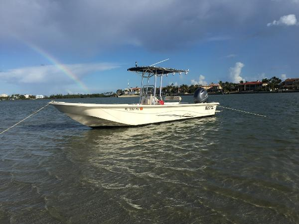 Carolina Skiff 258 DLV Profile