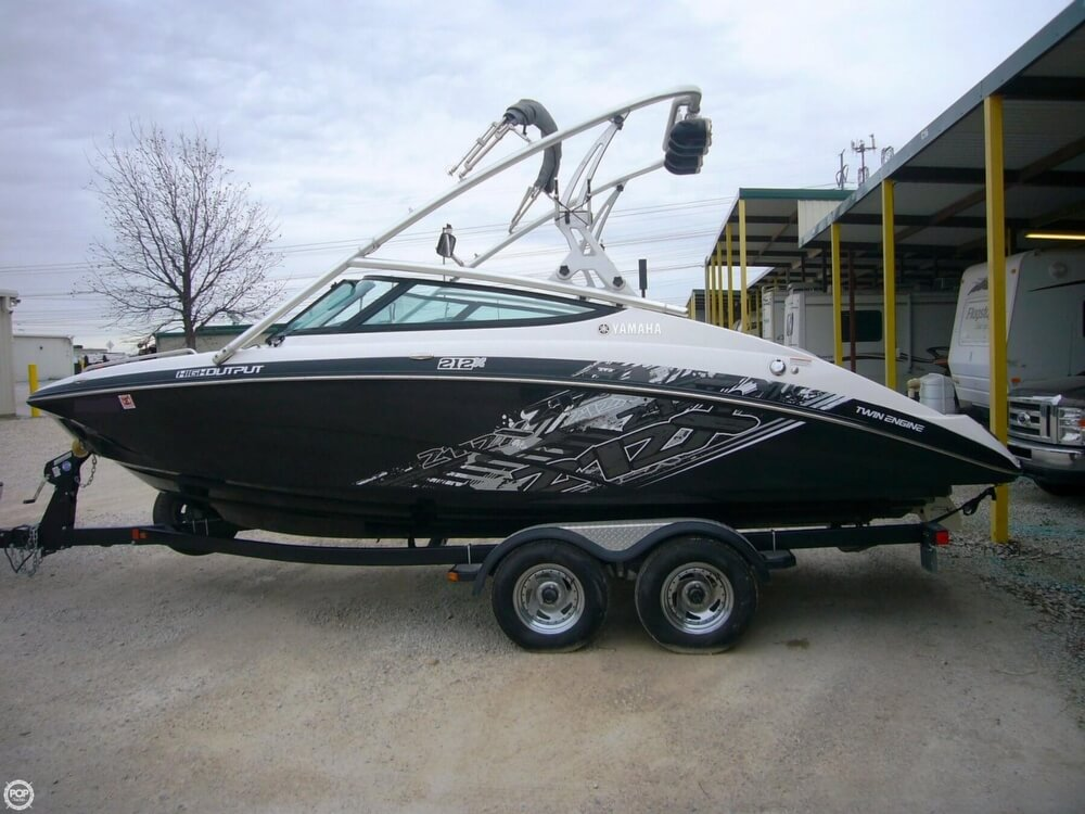 Yamaha Boats 212X 2012 Yamaha 212X for sale in Fort Worth, TX