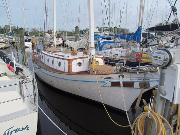 Formosa Ketch Profile