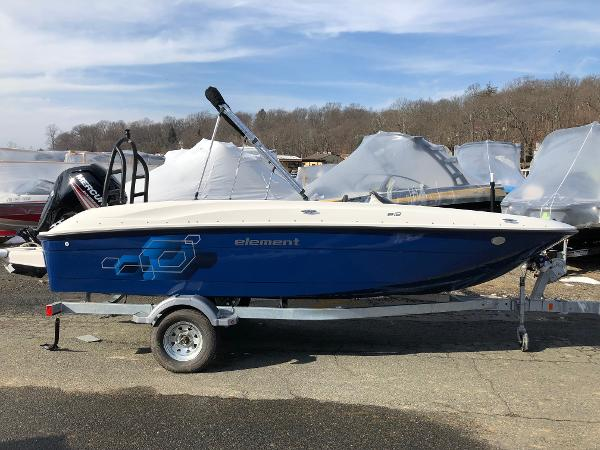 Bayliner Element 180 XL