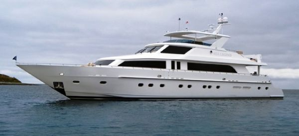 Hargrave Raised Pilothouse Sea Legend Profile