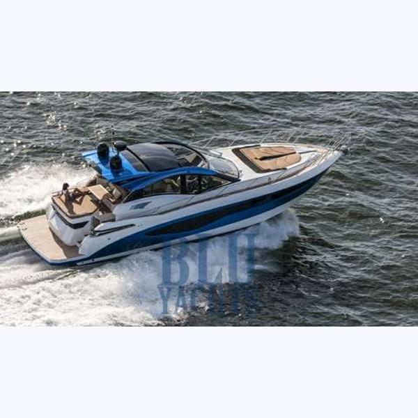 Galeon 445 HTS Galeon 445 HTS - YEAR 2014 - Blu Yachts