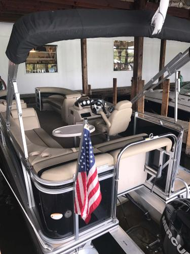 Harris Flotebote 220 Sunliner