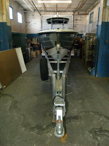 Concept Series 36 Cuddy Cabin