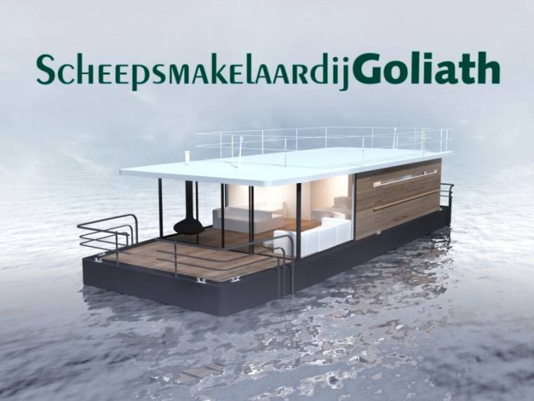 Houseboat M6 1500