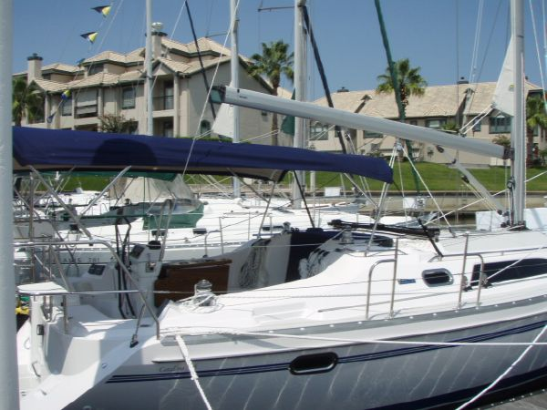 Catalina 355 Our Boat in Stock-
