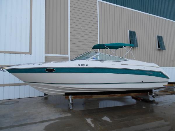 Regal Ventura 8.3 SE Port Side on Wash Rack