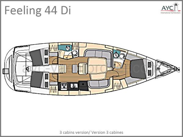 Feeling 44 DI