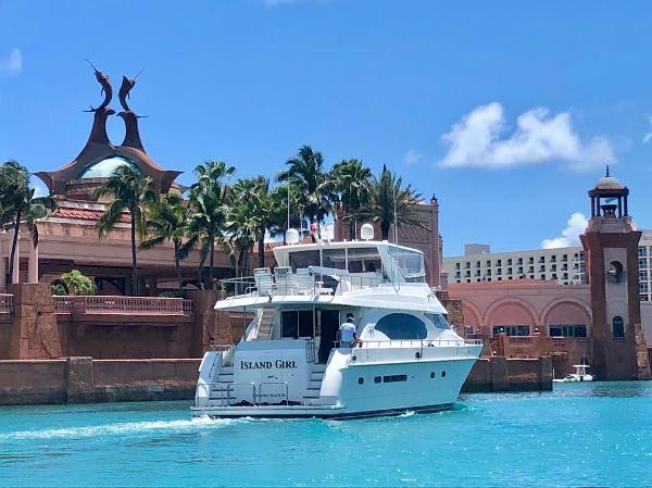 Hargrave Motoryacht Atlantis Arrival 2019