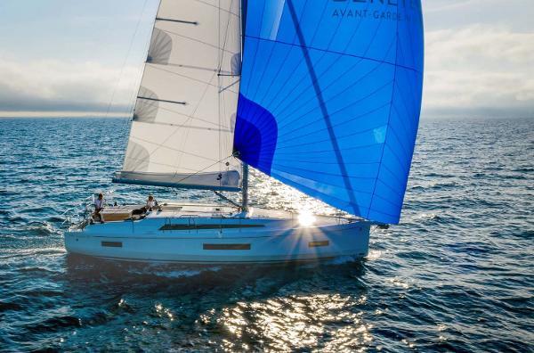Beneteau Oceanis 40.1 2021 Beneteau 40.1 - Underway
