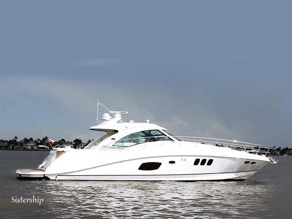 Sea Ray 55 Sundancer Sistership Profile