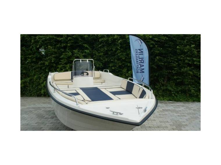 SeaRider 480 relax Konsolenboot