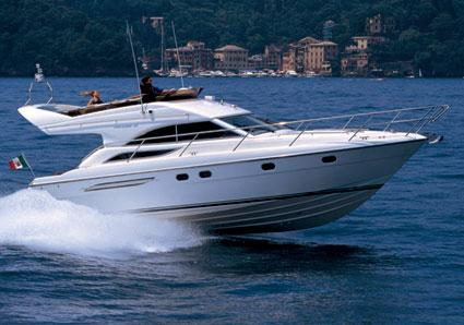 Princess 45 Flybridge Manufacturer Provided Image