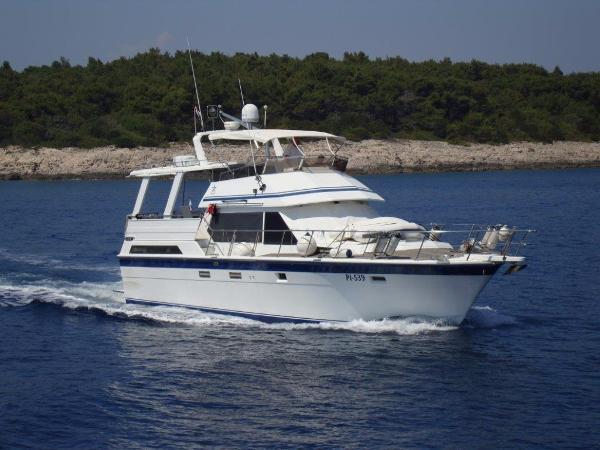 Hi-star 48 Motor Yacht
