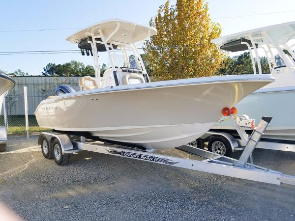 Key West Boats 219fs