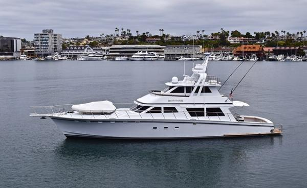 Buck Smith Long Range Pilothouse Yachtfisher Main Profile