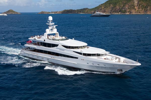 Oceanco Motoryacht