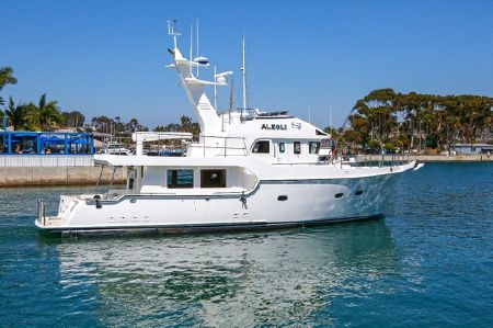 2016 Nordhavn 52, Dana Point California - boats com