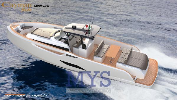 Cayman 400WA NEW CAYMAN YACHT 400 WA (8)