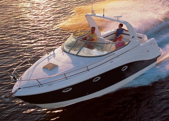 Rinker 280 Express Cruiser Manufacturer Provided Image