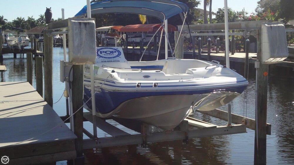 Used hurricane 188 sundeck sport boats for sale for Hurricane sundeck for sale