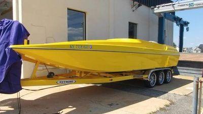 Carrera Boats 29 Effect
