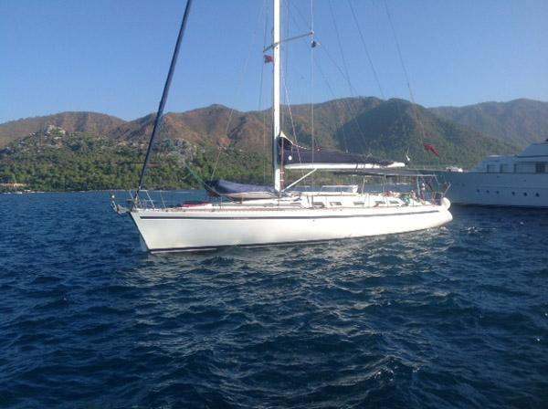 Beneteau First 53f5 main