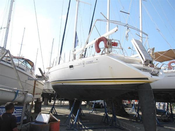 Jeanneau Sun Odyssey 47 Jeanneau Sun Odyssey 47 - Sailing Yacht