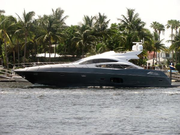 Sunseeker 74 Predator Sports Bridge