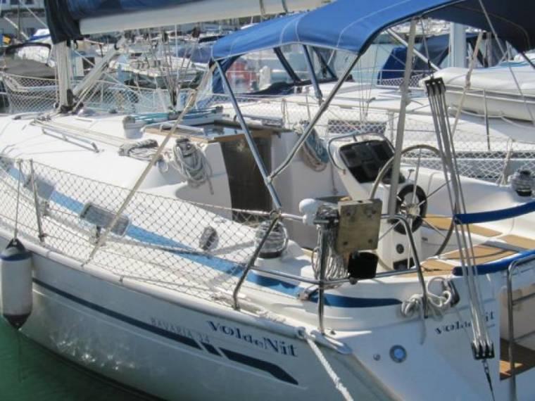 Bavaria Yachts BAVARIA 34 CRUISER en barcelona