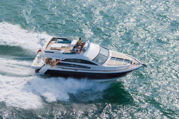 Fairline Squadron 42 Manufacturer Provided Image: Fairline Squadron 42