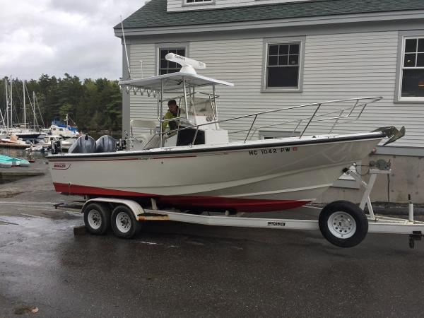 Boston Whaler 24 Outrage 1994 Boston Whaler 24' Outrage