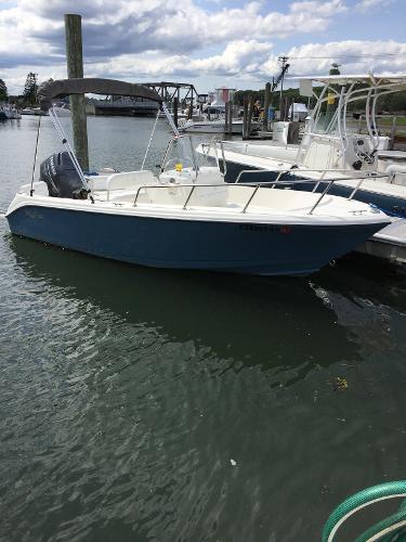 Edgewater Power Boats 170 CC