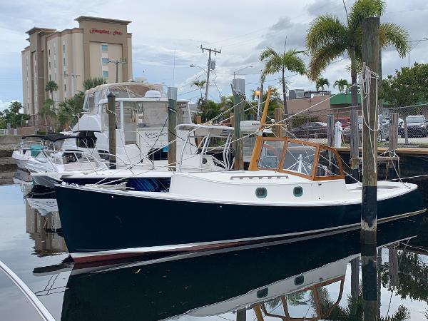 Rumerys 36 Picnic Boat