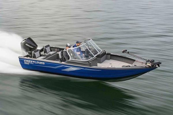 Crestliner 1850 Fish Hawk WT JS