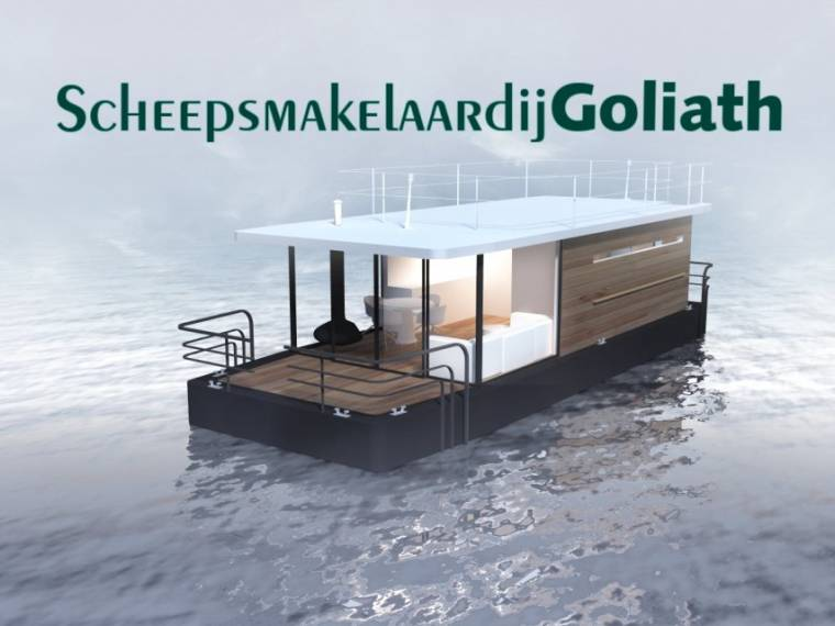 Houseboat M4 1200