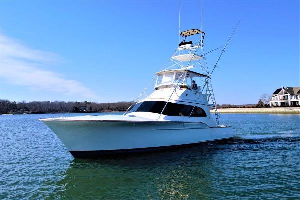Buddy Davis 47 Sportfish Profile