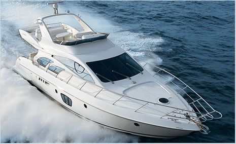 Azimut Motor Yacht Photo 1