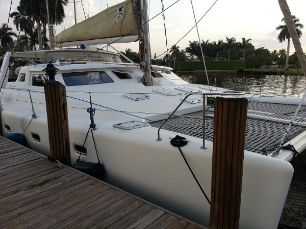 Voyage Yachts 500 Owner's Version IMILOA