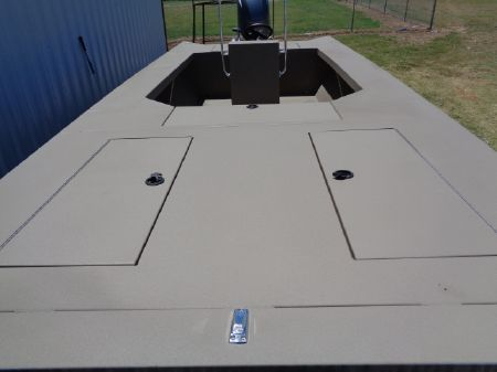 2020 Alweld 2070 Flat Bottom Mead Oklahoma Boats Com
