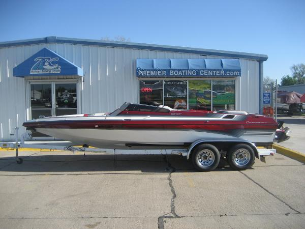 Carrera Boats 202 Xr
