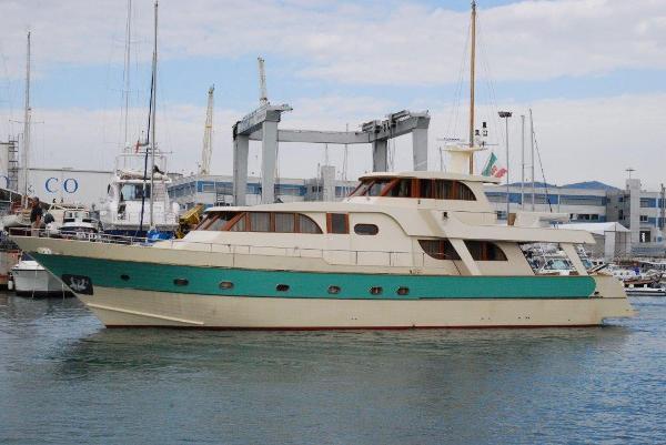 Cantiere nautico Azzurro Azzurro 74 S