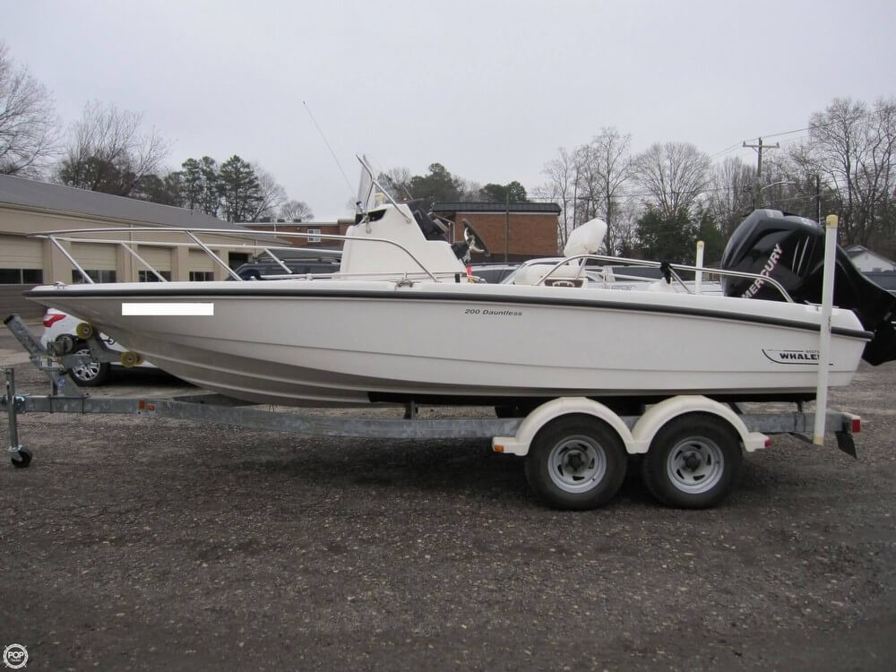 Boston Whaler 200 Dauntless 2008 Boston Whaler 200 Dauntless for sale in Hickory, NC