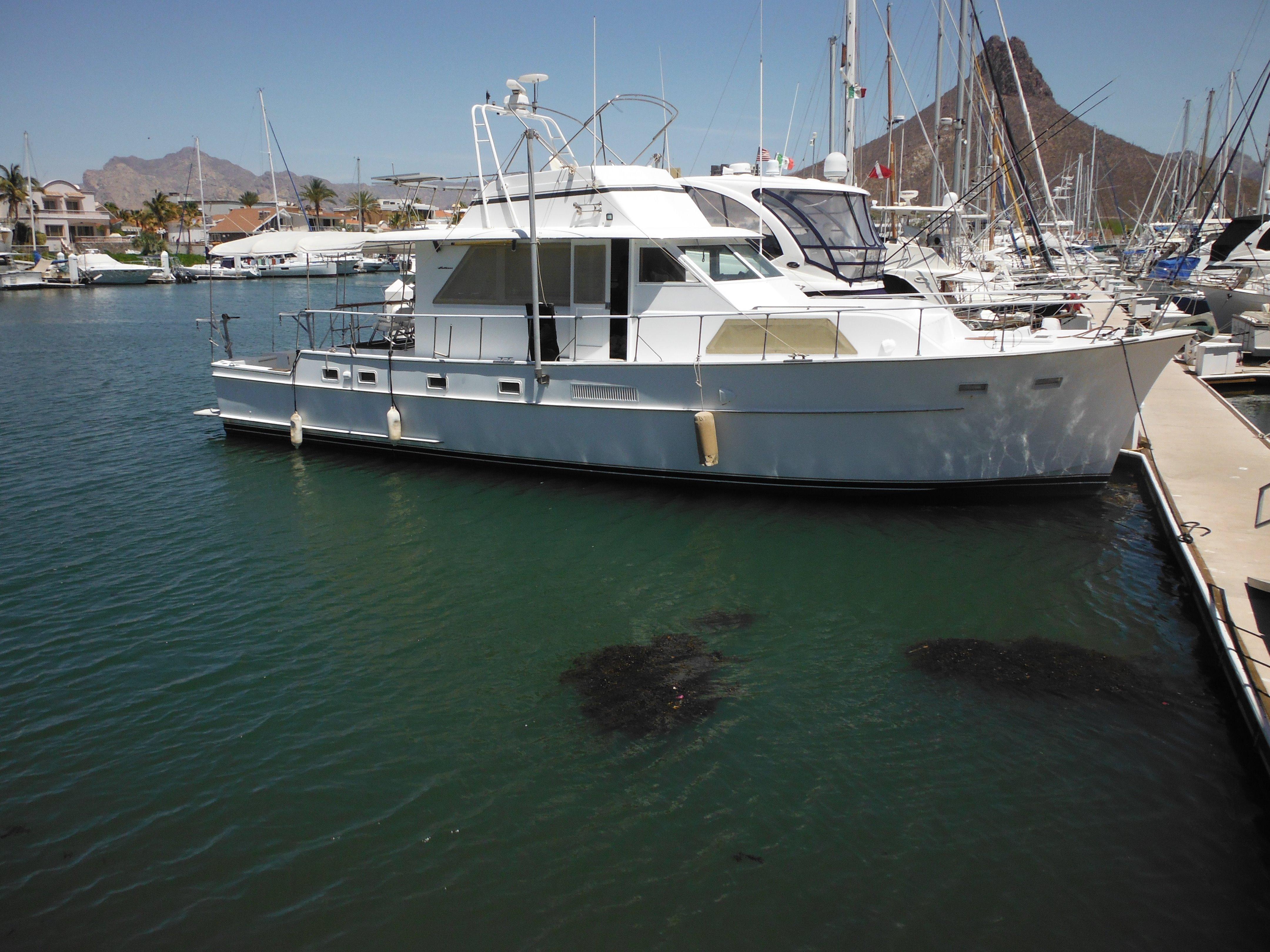 Hatteras Yachtfisherman