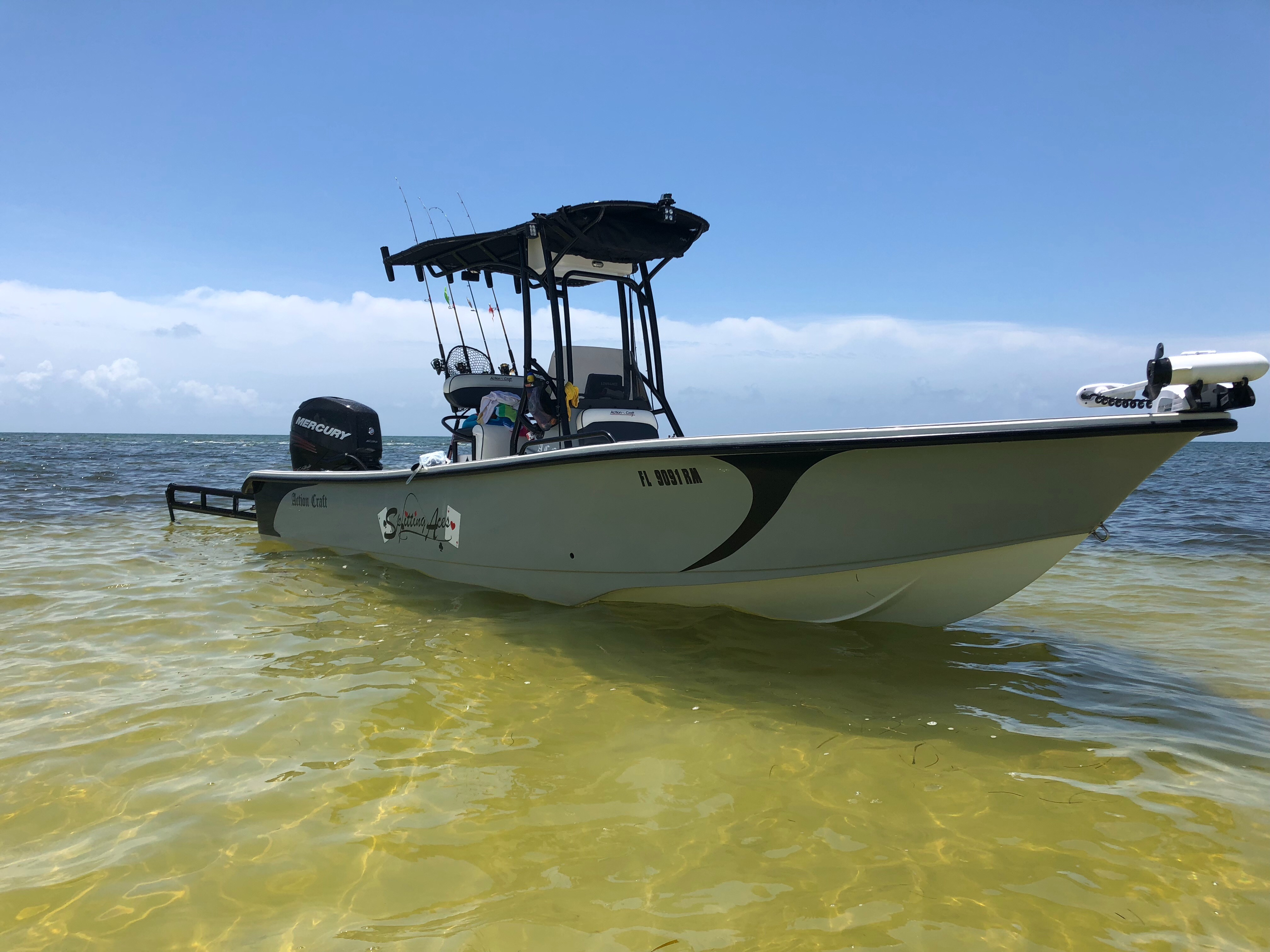 Action Craft 24 Coastal Bay Ace