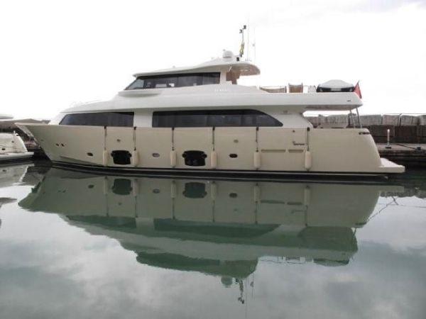 Ferretti Yachts Navetta 26