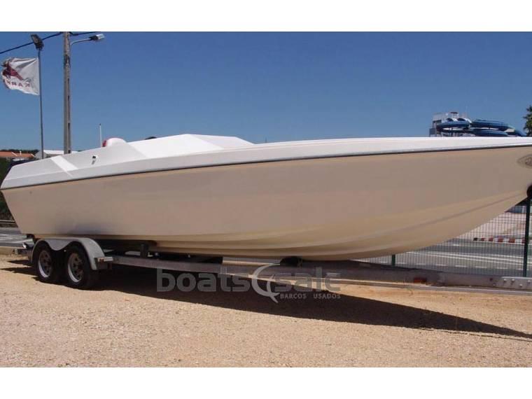 Fairline Boats Phantom 32